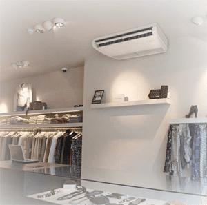 plafonnier climatisation montpellier